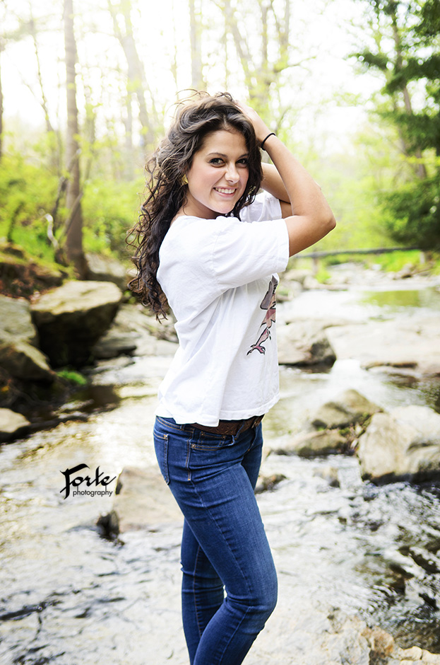 Senior Portraits Asheville