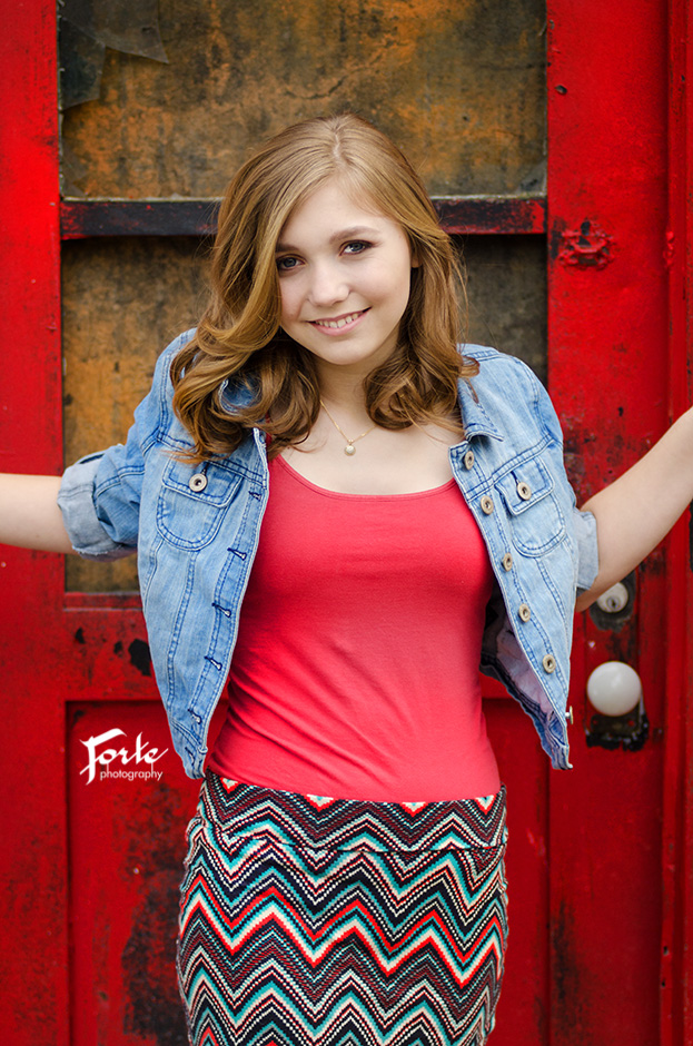 Cassie Senior Photography 2