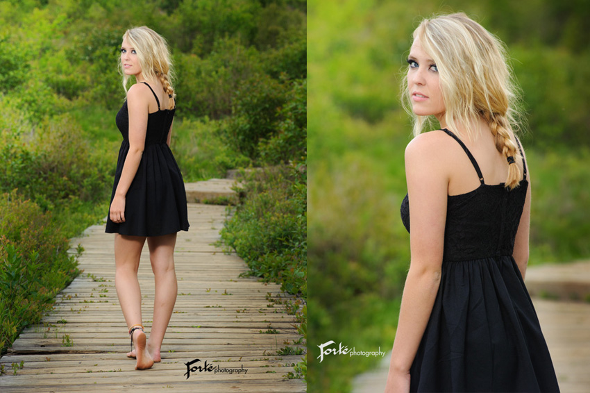 Senior Photos Asheville Madie