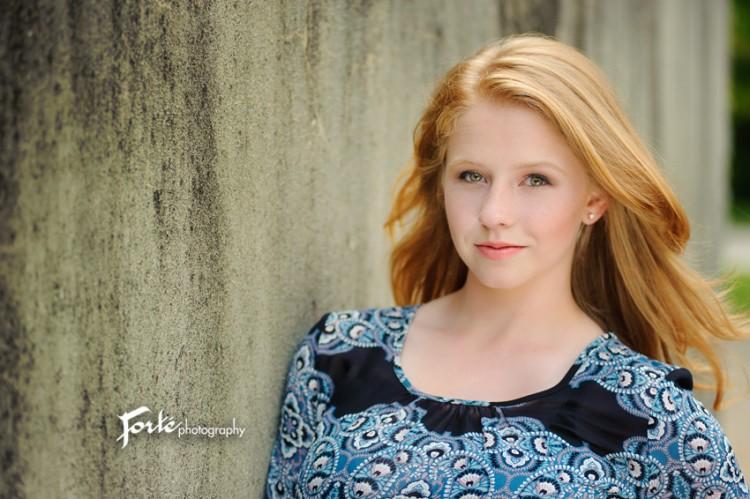 Senior Photography Asheville