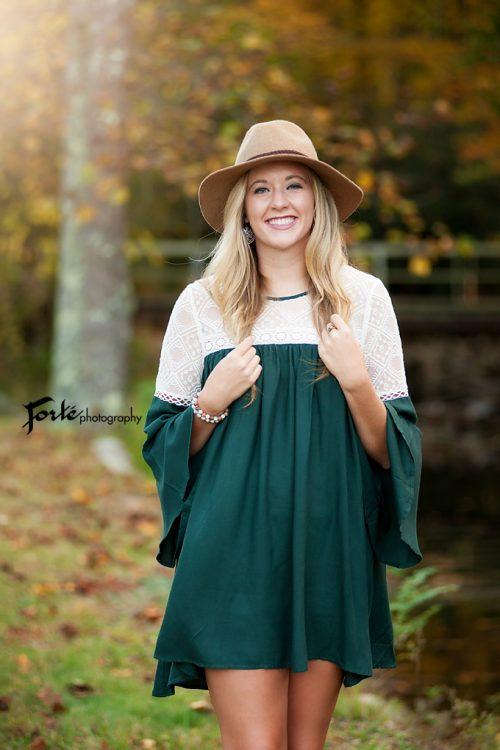 Asheville Senior Photography