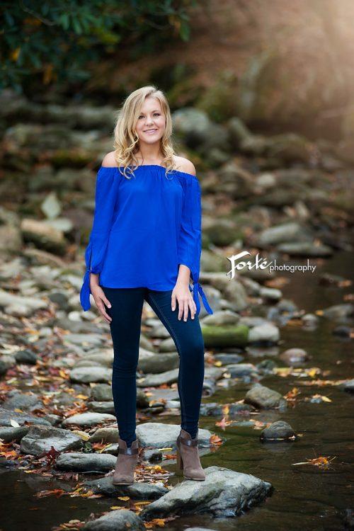 Asheville Senior Photographer