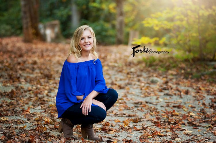 Asheville Senior Photography