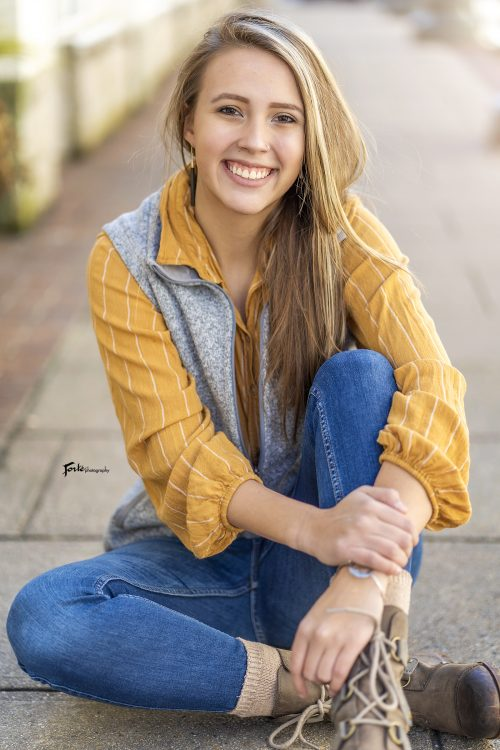 Senior Photographer Asheville