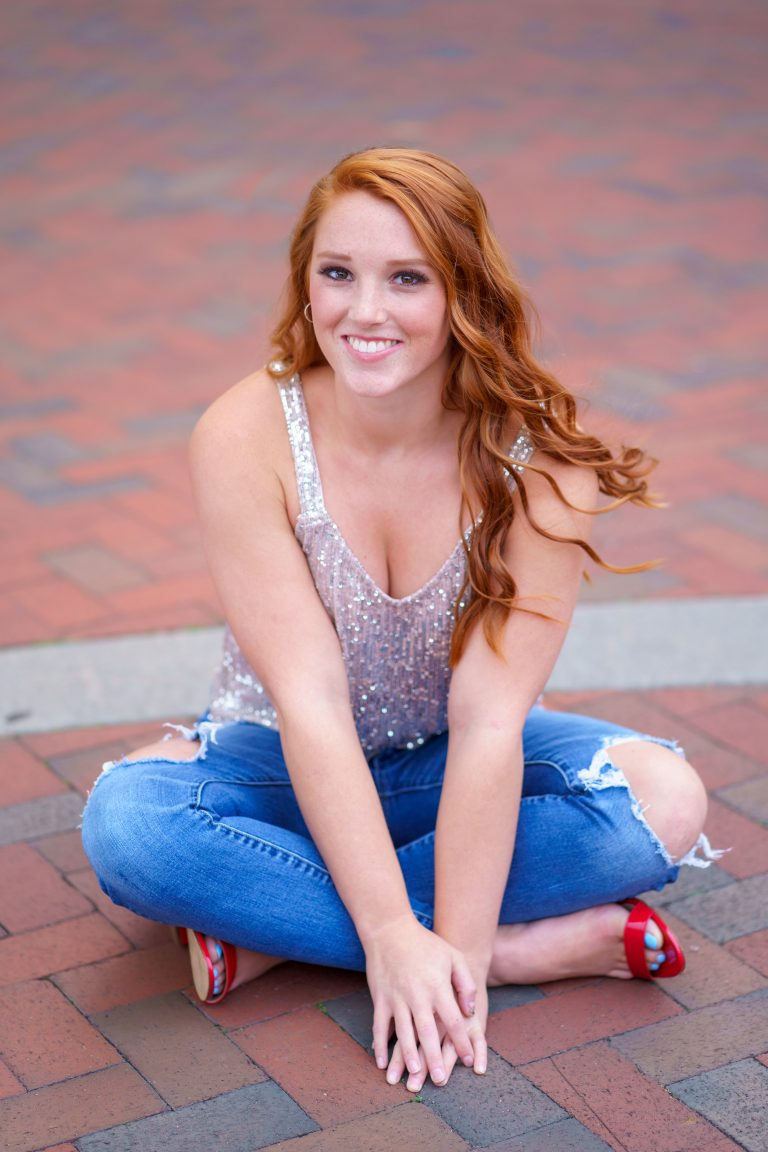 Asheville Senior Portraits